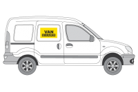 Renault Kangoo Van Accessories For Models 1997 2009