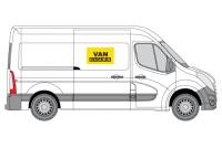 Vauxhall Movano Van Accessories For Models 2010 Onwards