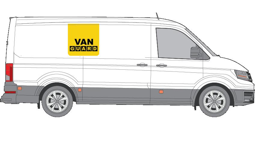 Volkswagen Crafter Van Accessories For Models 2017 Onwards