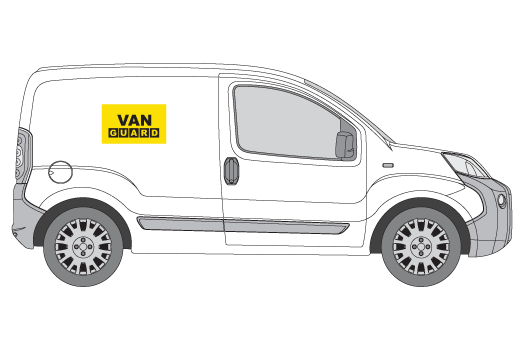 Fiat Fiorino Van Accessories For Models 2008 Onwards