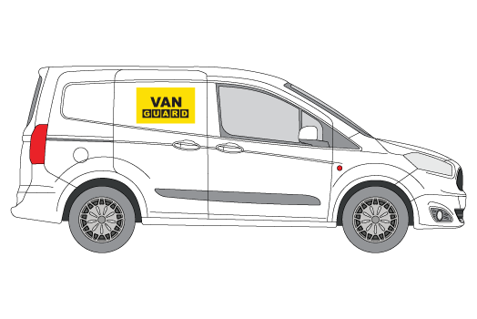 Ford Transit Courier Van Accessories For Models 2014 Onwards