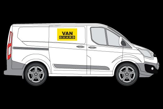Ford Transit Custom Van Accessories For Models 2013 Onwards