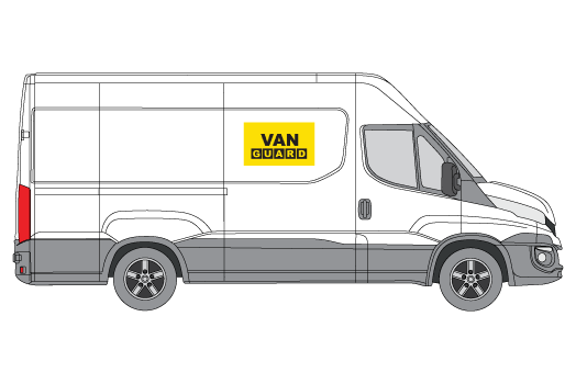 Iveco Daily Van Accessories For Models 2014 Onwards