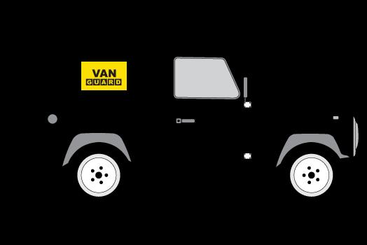 Land Rover Defender Van Accessories For Models 1983 Onwards