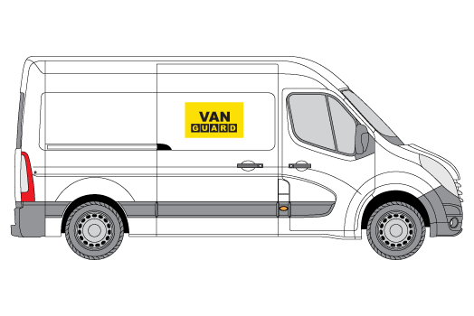 Renault Master Van Accessories For Models 2010 Onwards