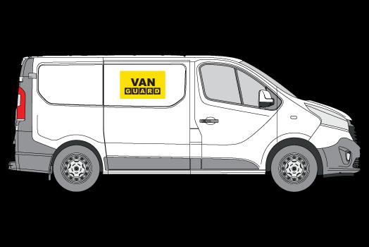 Vauxhall Vivaro Van Accessories For Models 2014 - 2019