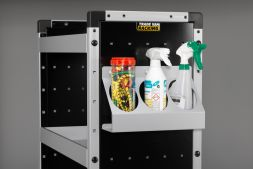 Spray Bottle Holder (holds 3x bottles) - Van Racking Accessory