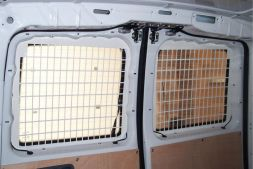 Mercedes Vito 2003 - 2014  Window Grilles L1, L2, L3H1 Twin Door Model