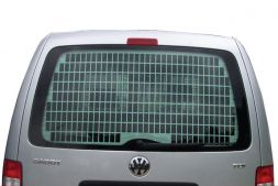 Volkswagen Caddy 2010 - 2015  Window Grille L1, L2H1 Tailgate Model