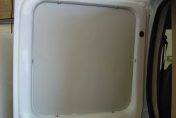 Ford Transit 2000 - 2014  Side Window Blanks L3, L4, L5H1 Side