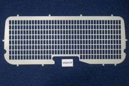 Ford Transit 2000 - 2014  Window Grille L1, L2, L3H1, H2 Tailgate Model