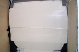 Citroen Relay 2006 on Van Bulkheads - Full Bulkhead solid L1, L2, L3, L4H1, H2