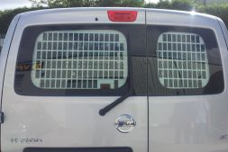 Nissan NV200 2009 on  Window Grilles L1H1 Twin Door Model