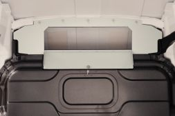 Ford Transit 2014 on General accessories - Lockable parcel shelf cover  L2, L3, L4H3