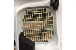 Ford Transit Connect 2014 on  Window Grilles L1, L2H1 Twin Door Model