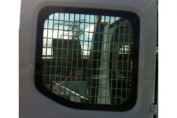 Ford Transit 2014 on  Side Window Grilles (for Chassis Double Cab models) L3, L4, L5H1 Side