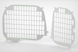 Ford Transit Courier 2014 on  Window Grilles L1H1 Twin Door Model