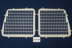 Peugeot Partner Origin 1996 - 2008  Window Grilles L1H1 Twin Door Model
