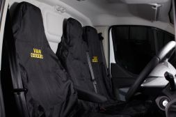 Premium full set of Seat Covers for single & double seat VGSC231 Black only