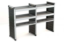 Double Van Racking Unit - 1000mm (H) x 750mm (W) & 750mm (W)