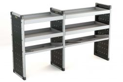 Double Van Racking Unit - 1000mm (H) x 750mm (W) & 1000mm (W)