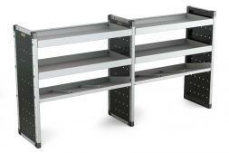Double Van Racking Unit - 1000mm (H) x 1000mm (W) & 1000mm (W)