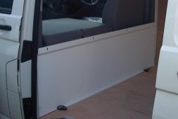 Volkswagen Transporter T6 2015 on Van Bulkheads - Low height Bulkhead L1, L2H1, H2, H3