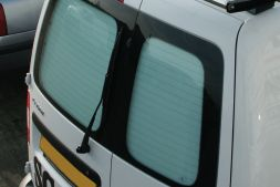 Volkswagen Caddy 2015 - 2020 Window Blanks L1, L2H1 Twin Door Model