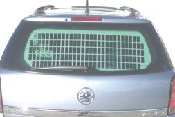 Vauxhall Astra Van 2006 - 2013  Window Grille L1H1 Tailgate Model