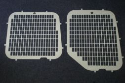 Renault Master 2010 on  Window Grilles L1, L2, L3H1, H2, H3 Twin Door Model