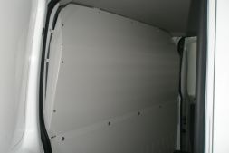 Ford Transit 2000 - 2014 Van Bulkheads - Full Bulkhead solid (for Chassis Double Cab models)