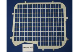 Ford Transit 2000 - 2014  Window Grilles with wiper cut out L1, L2, L3, L4H1, H2, H3 Twin Door Model