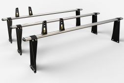 Ford Transit 2000 - 2014 Roof Bars - 3x ULTI Bars - 380mm brackets L2, L3, L4H3