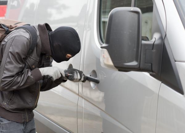 Van Security - Top 10 Tips - From Van Locks to Van Alarms