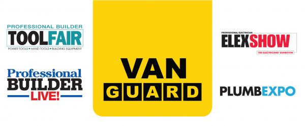 Van Guard to attend Manchester Tool Fair -12th & 13th March 2020
