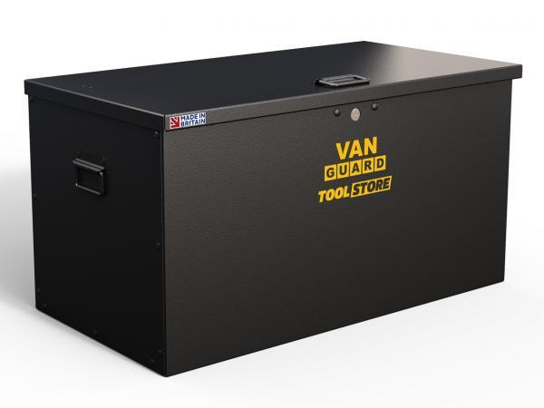 The New All-Black Van Guard Tool Store