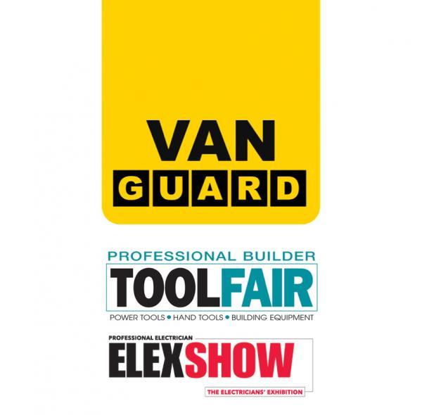 Van Guard to attend Harrogate Tool Fair - 14th & 15th May 2020