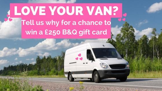 Love Your Van Competition 2018 - Van Guard