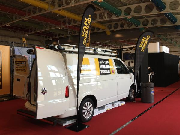 Van Guard Accessories at Coventry Tool Fair & Elex Show – 20th & 21st September 2018