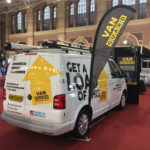 Van Guard Van Accessories at Manchester Toolfair, Plumbexpo & Elexshow - 15th-16th March 2018