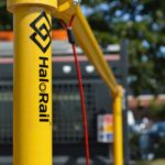 Introducing the HaloRail® - the new fall arrest safety rail