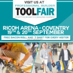 Van Guard at the 2019 Coventry Tool Fair & Elex Show
