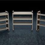 Introducing our new Aluminium range of Internal Van Racking