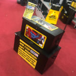 Van Guard attend Exeter Tool Fair