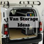 Van Storage Ideas