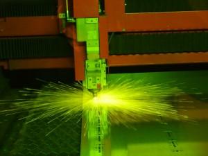 BySprint 3KW Fiber Laser Cutter