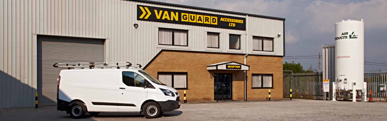 Van Guard Exeter Airport