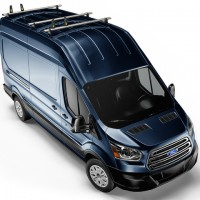 50 years of Ford Transit