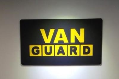 van guard signage