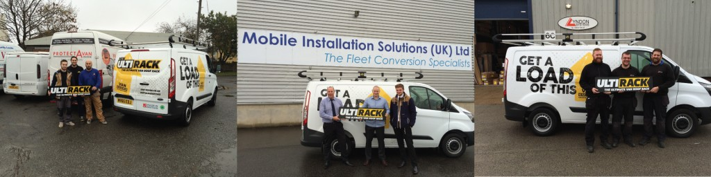 ULTI Rack Protect A Van Mobile Installation Solutions Lyndon